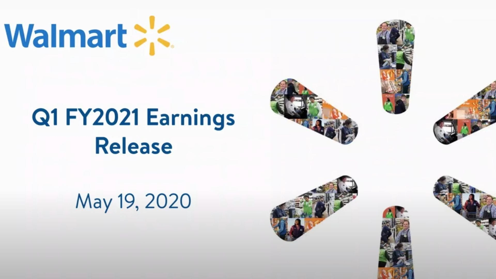Walmart Earnings Call March 19