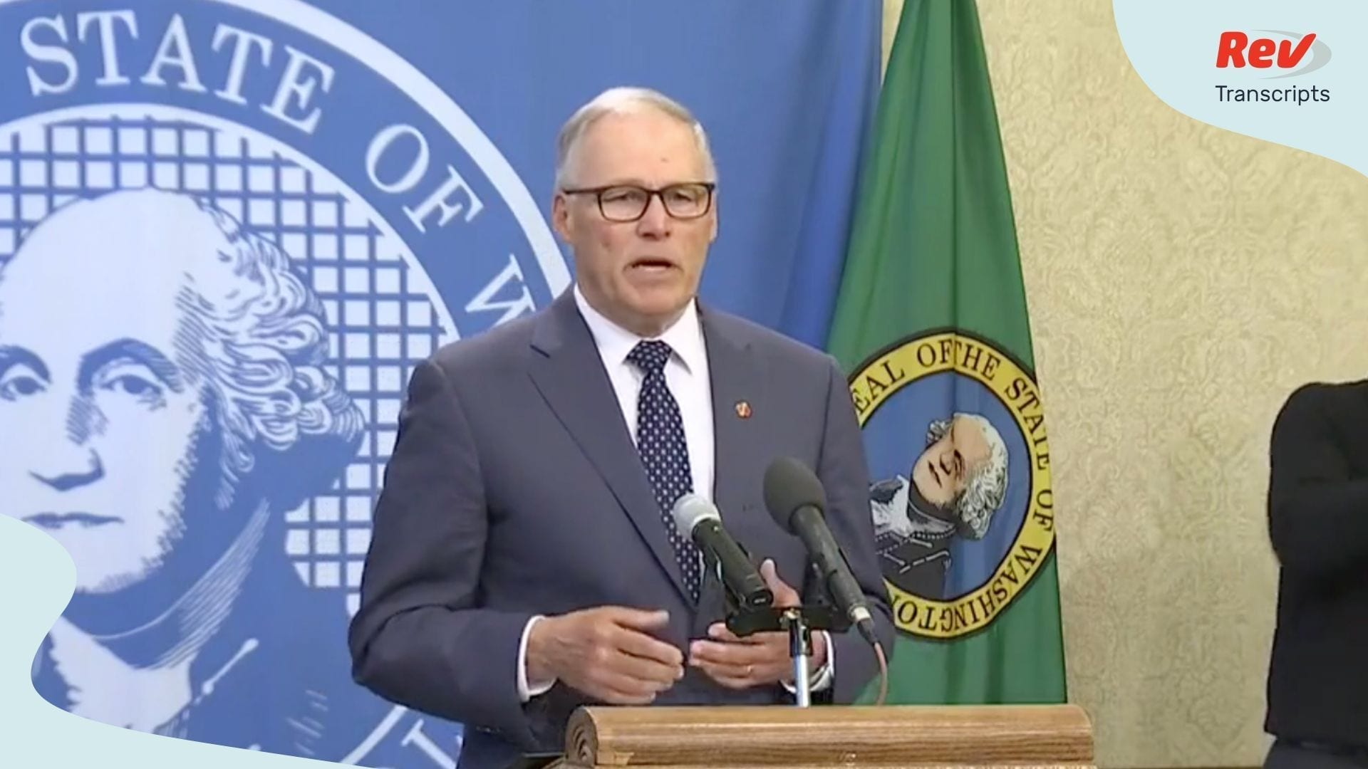 Jay Inslee Washington Press Conference May 5