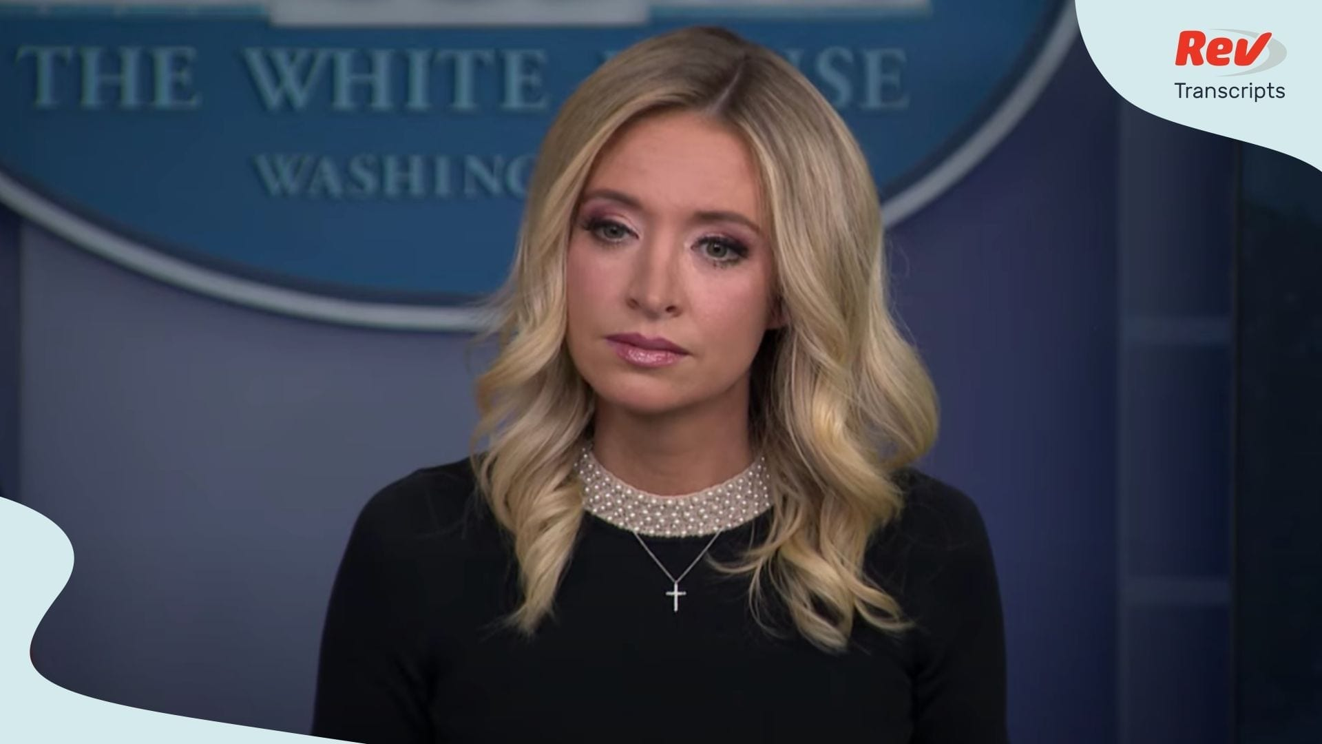White House Kayleigh Mcenany Press Conference Transcript May 15 Rev