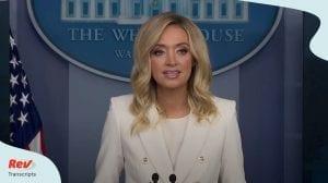 White House Press Secretary Press Conference May 6