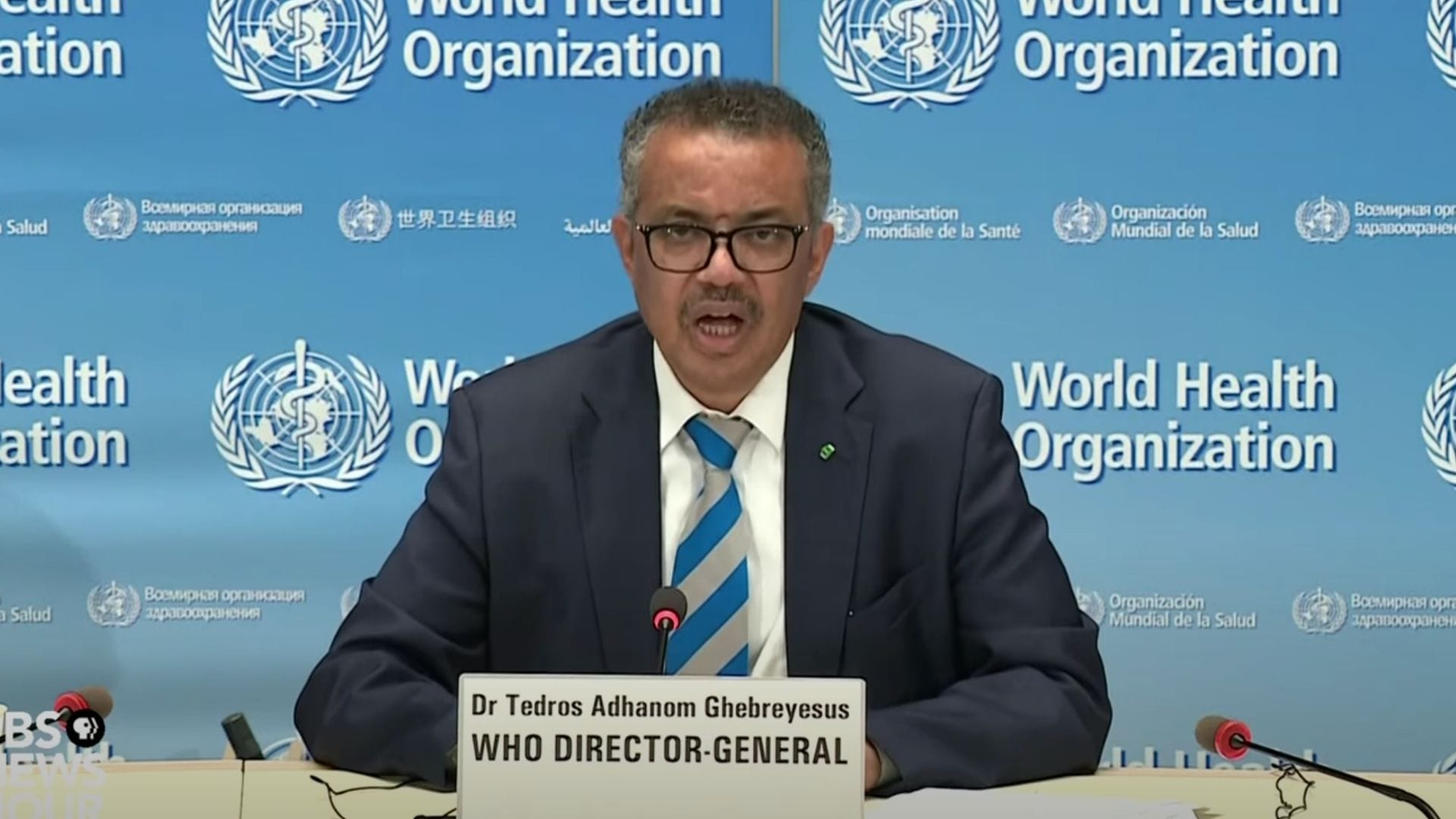 World Health Organization Coronavirus Press Conference May 6