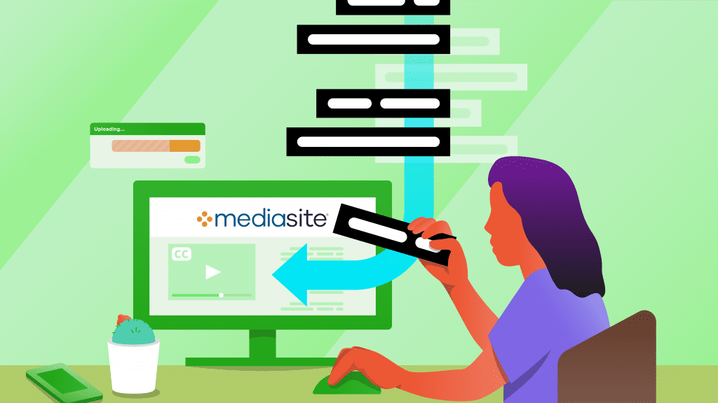 How to Add Captions and Subtitles to Mediasite
