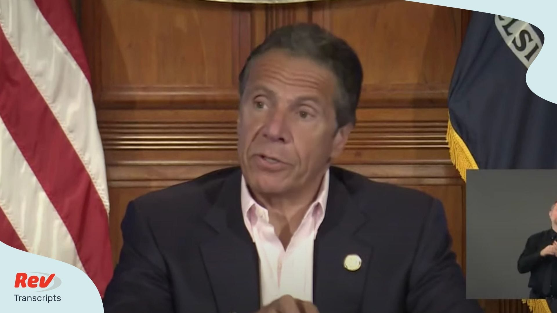 Andrew Cuomo Press Conference Transcript June 14