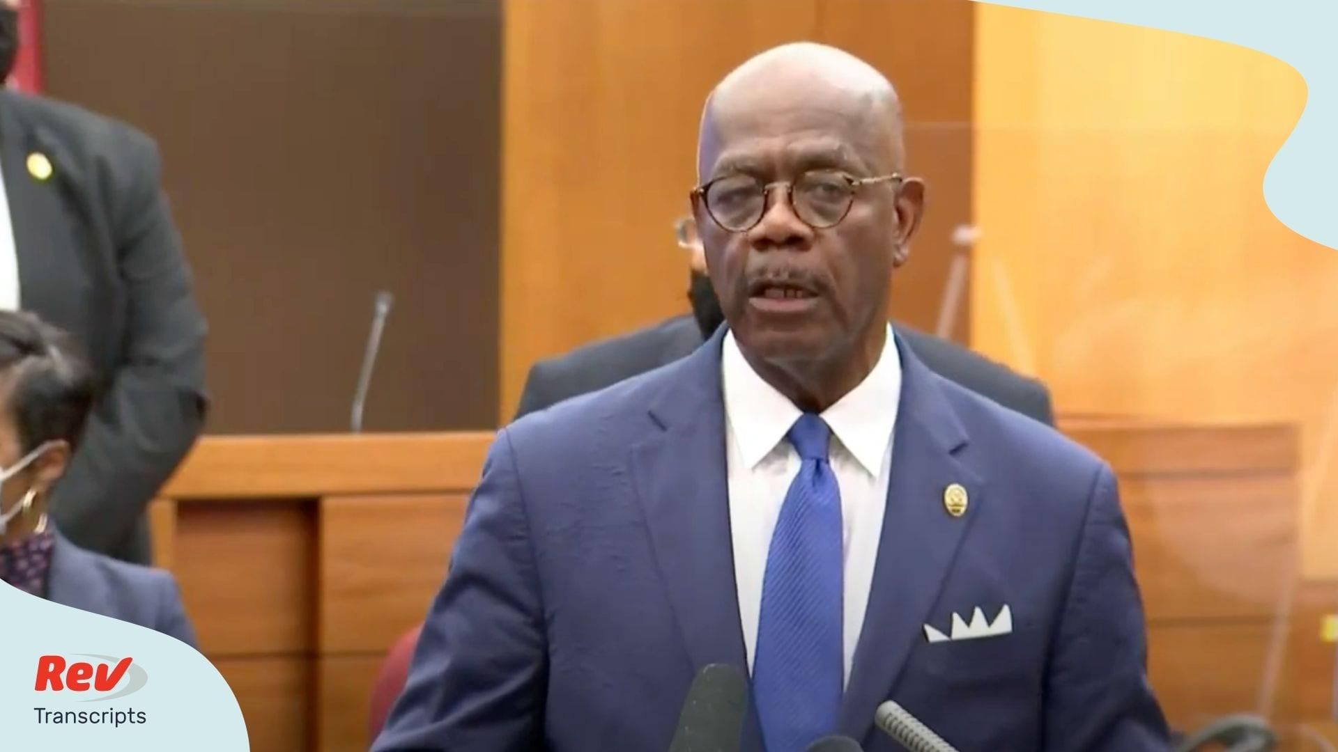 Atlanta DA Announces Charges in Rayshard Brooks Killing