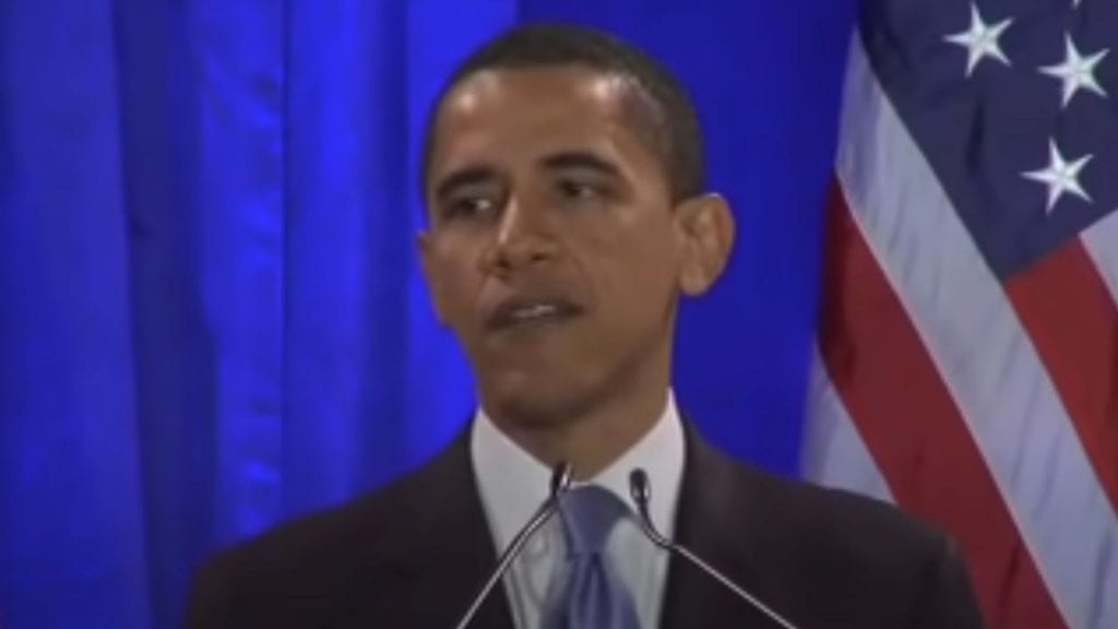 Barack Obama More Perfect Union Speech