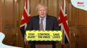 Boris Johnson Press Conference June 3