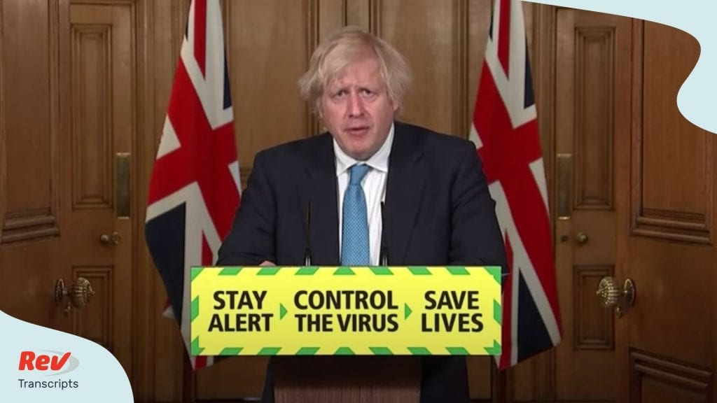 Boris Johnson Press Conference June 16