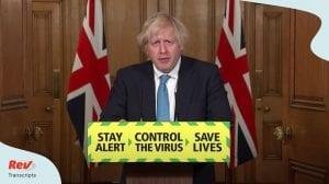 Boris Johnson Press Conference June 16