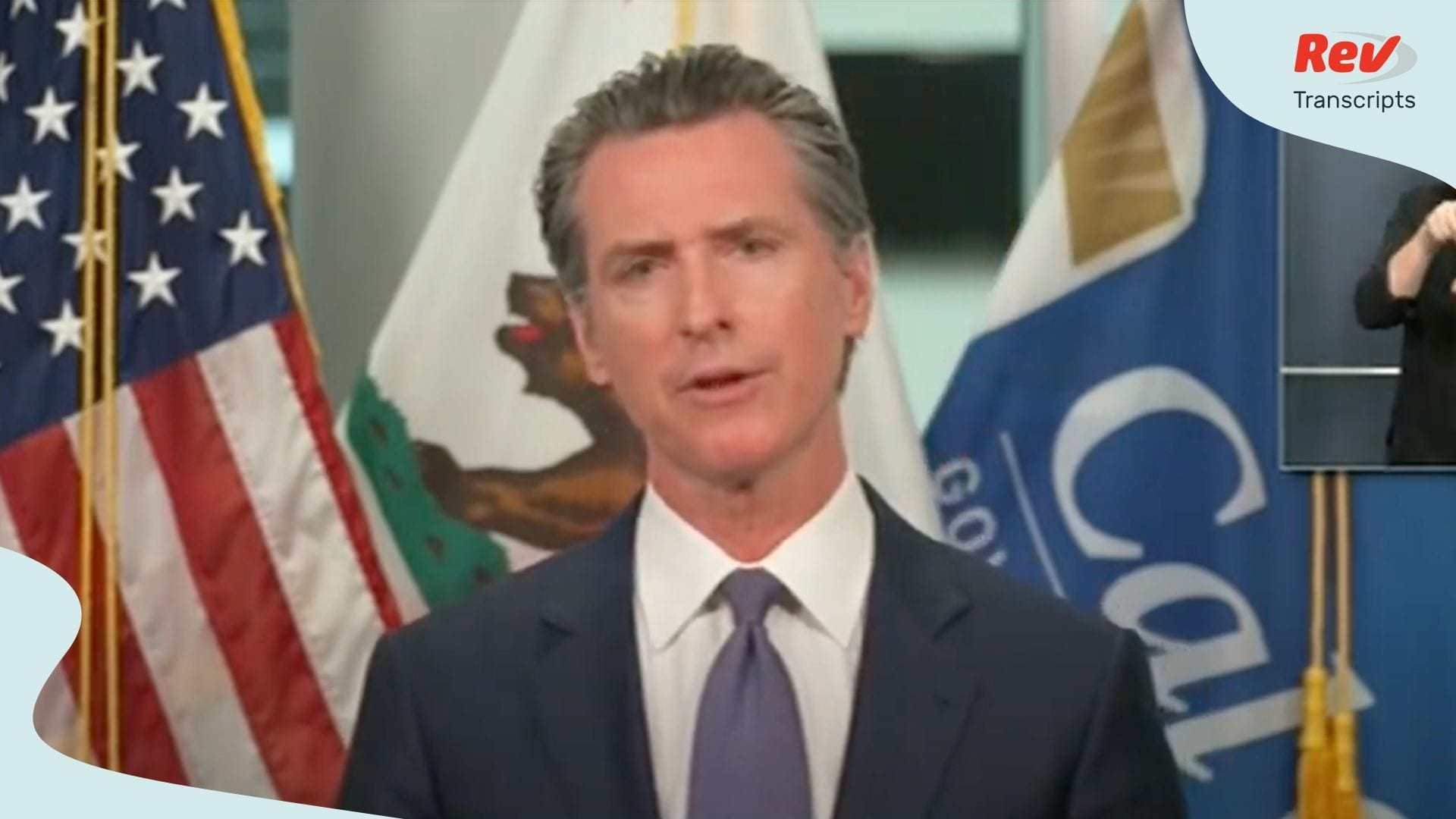 California Governor Gavin Newsom Press Conference June 15