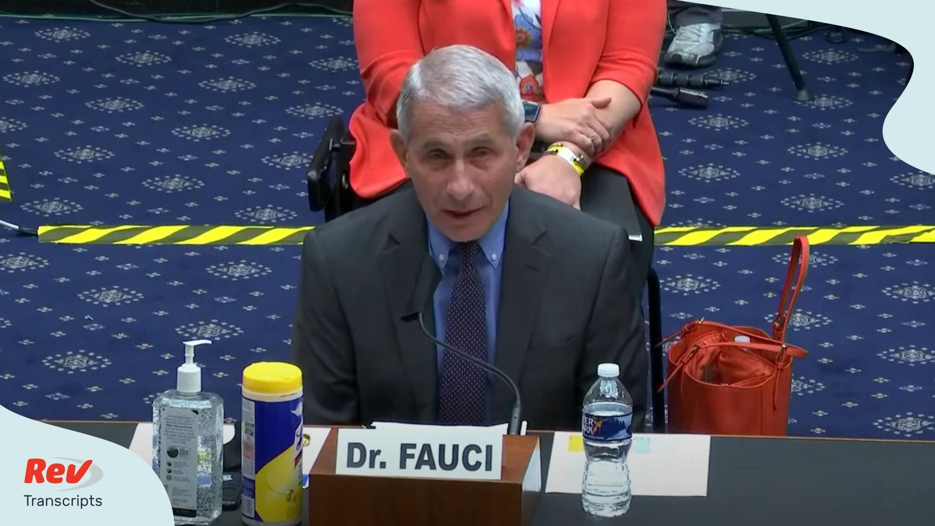 Dr. Fauci & Dr. Redfield Testimony Transcript June 23