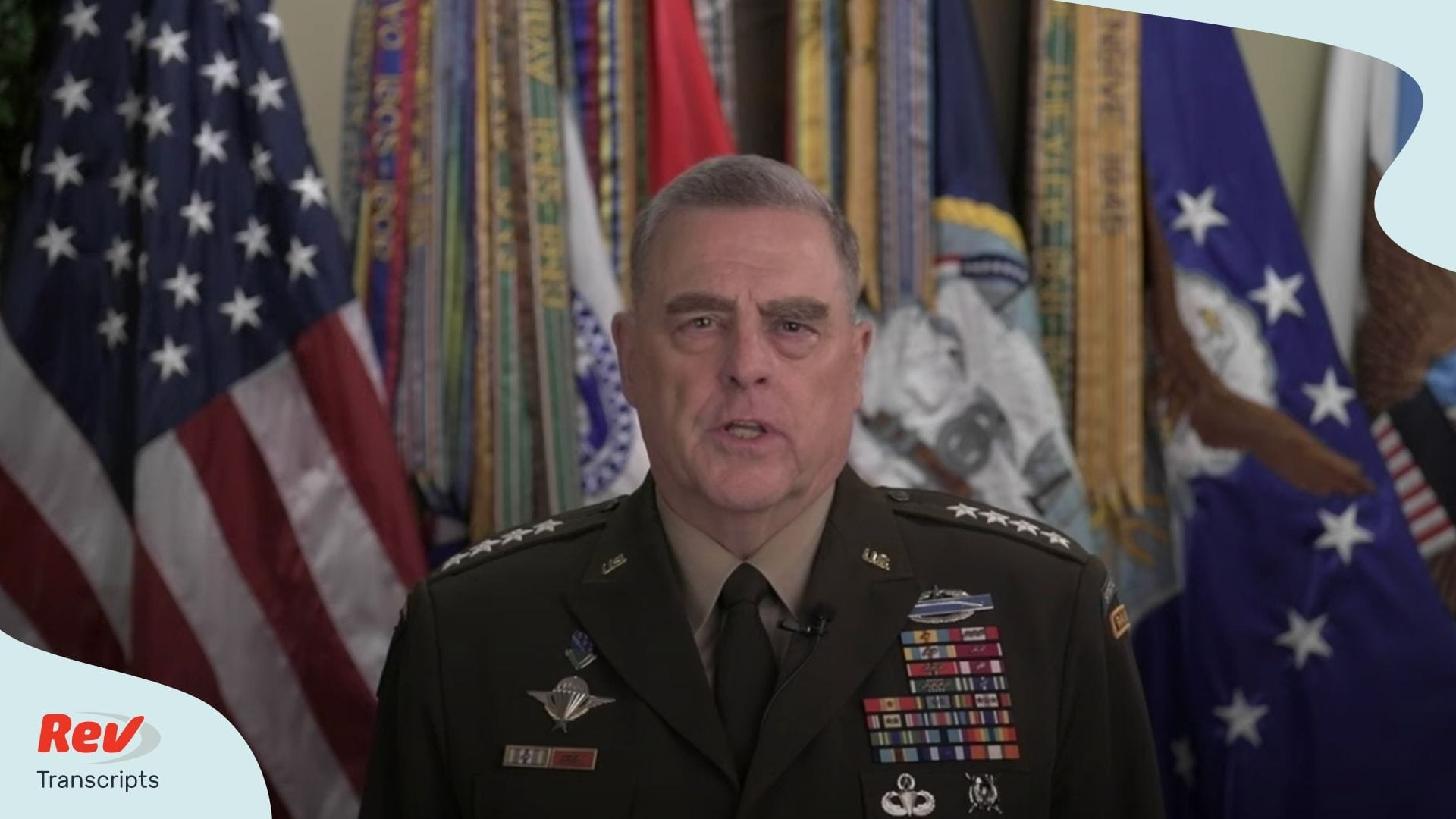 General Milley Apologizes for Trump Photo Op