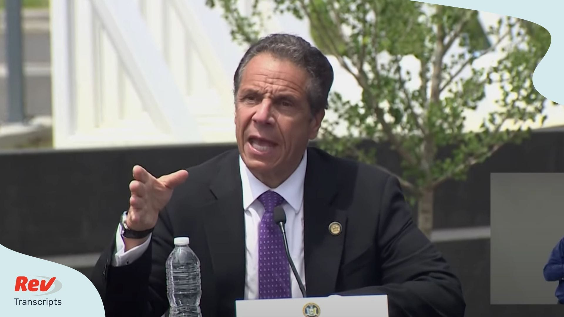 Andrew Cuomo Press Conference June 15