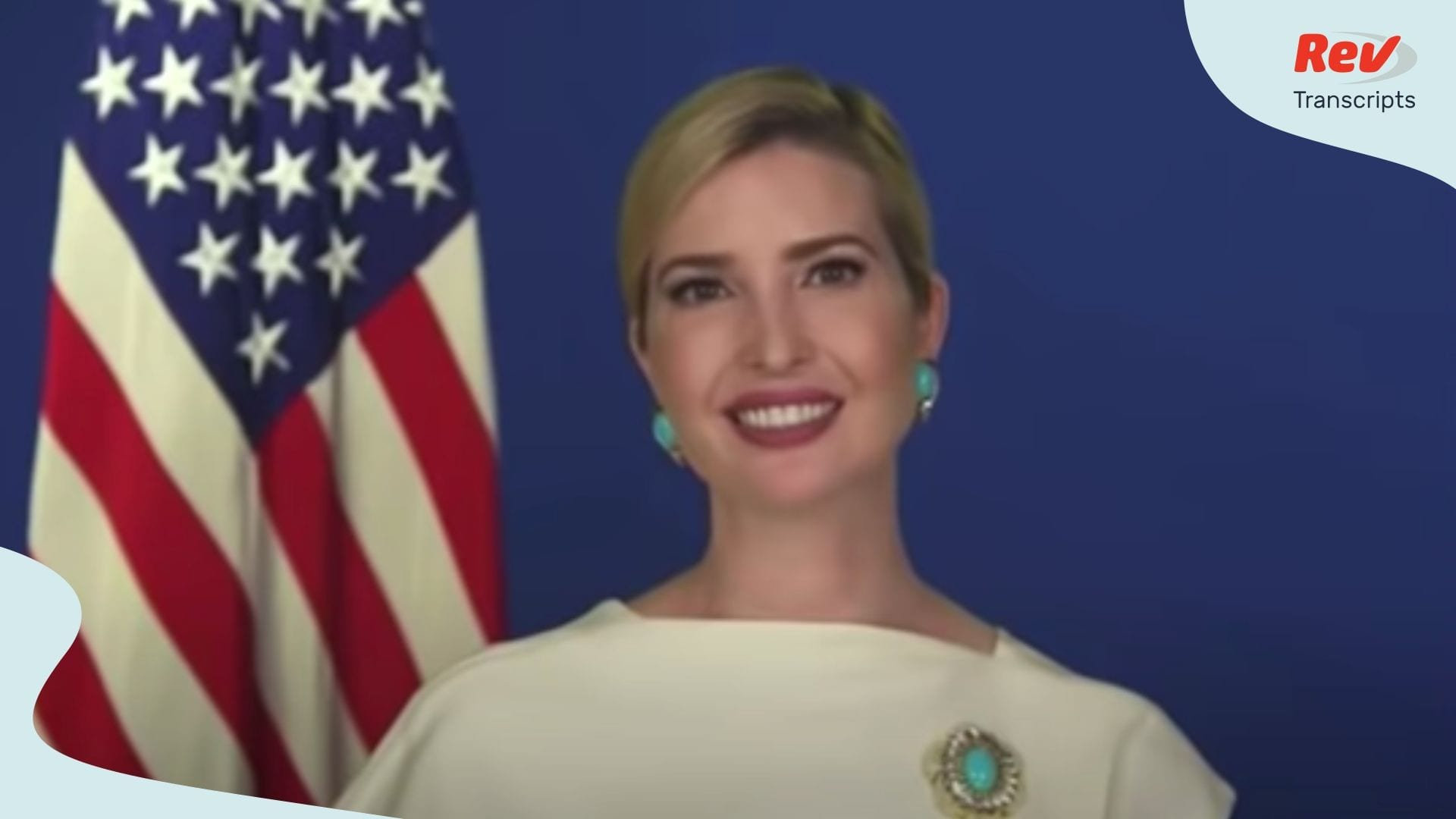 Ivanka Trump Commencement Speech Transcript 2020