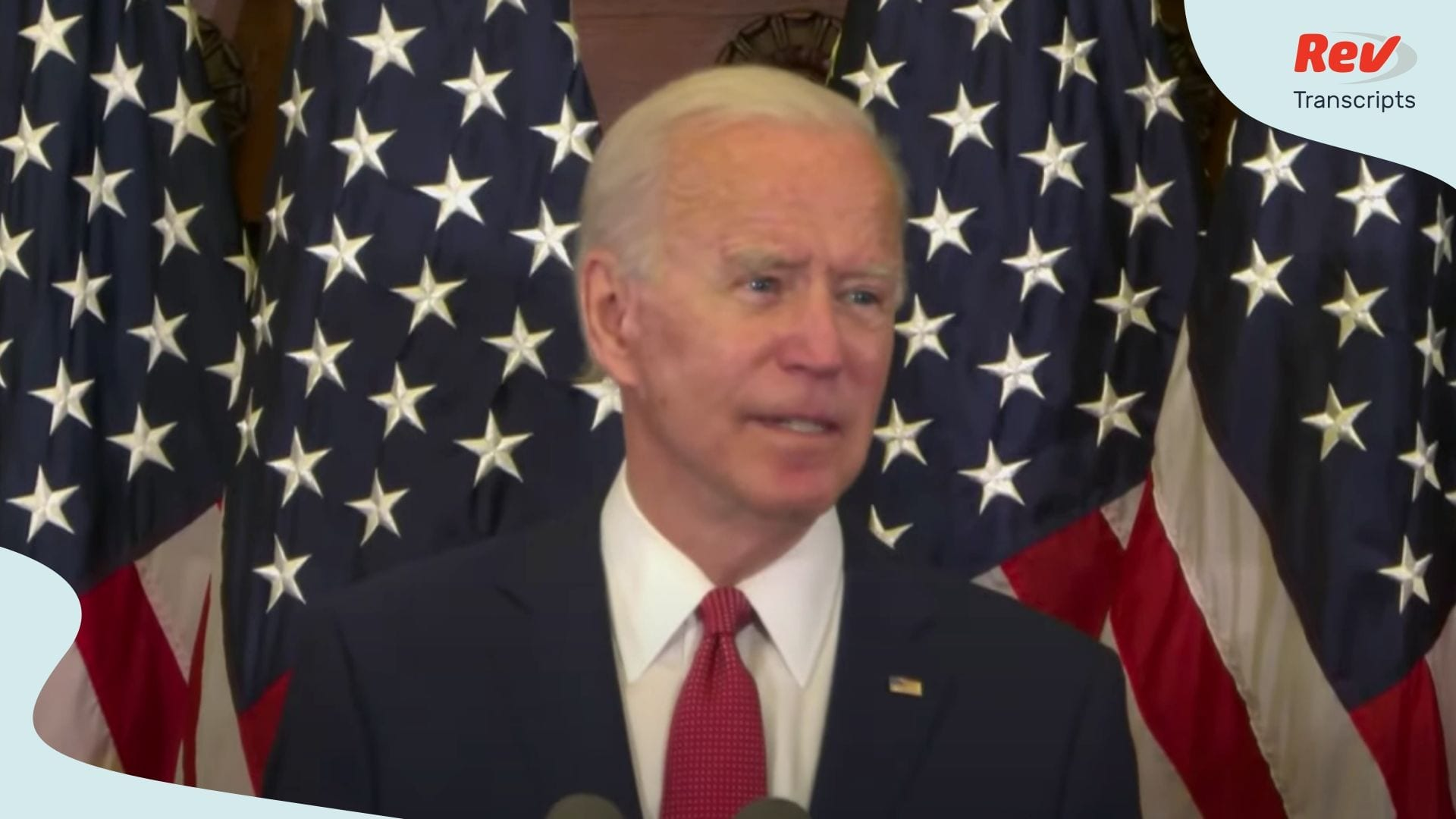 Joe Biden Philadelphia Speech on Protests