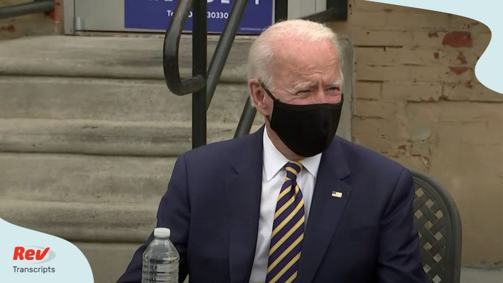 Joe Biden Roundtable Transcript June 17