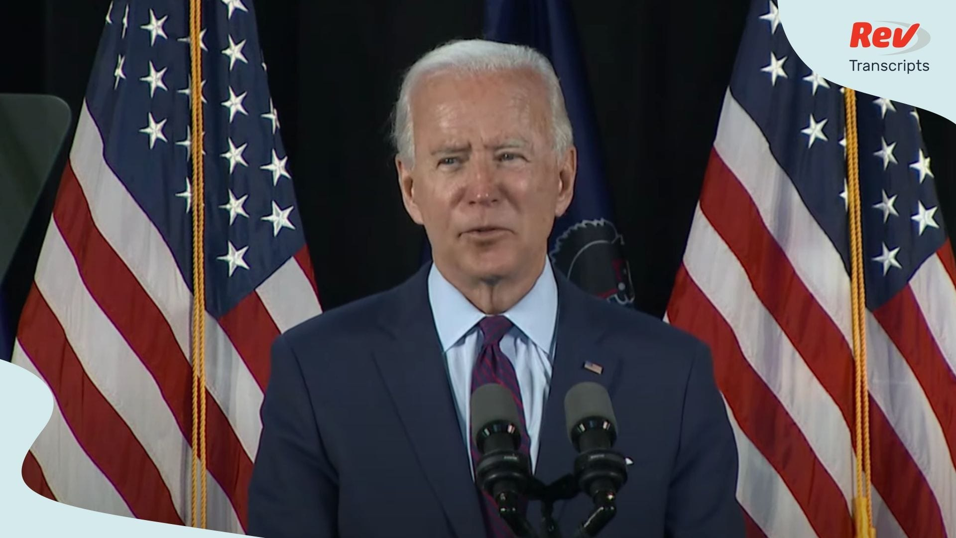 Joe Biden Speech on Health Care, Affordable Care Act