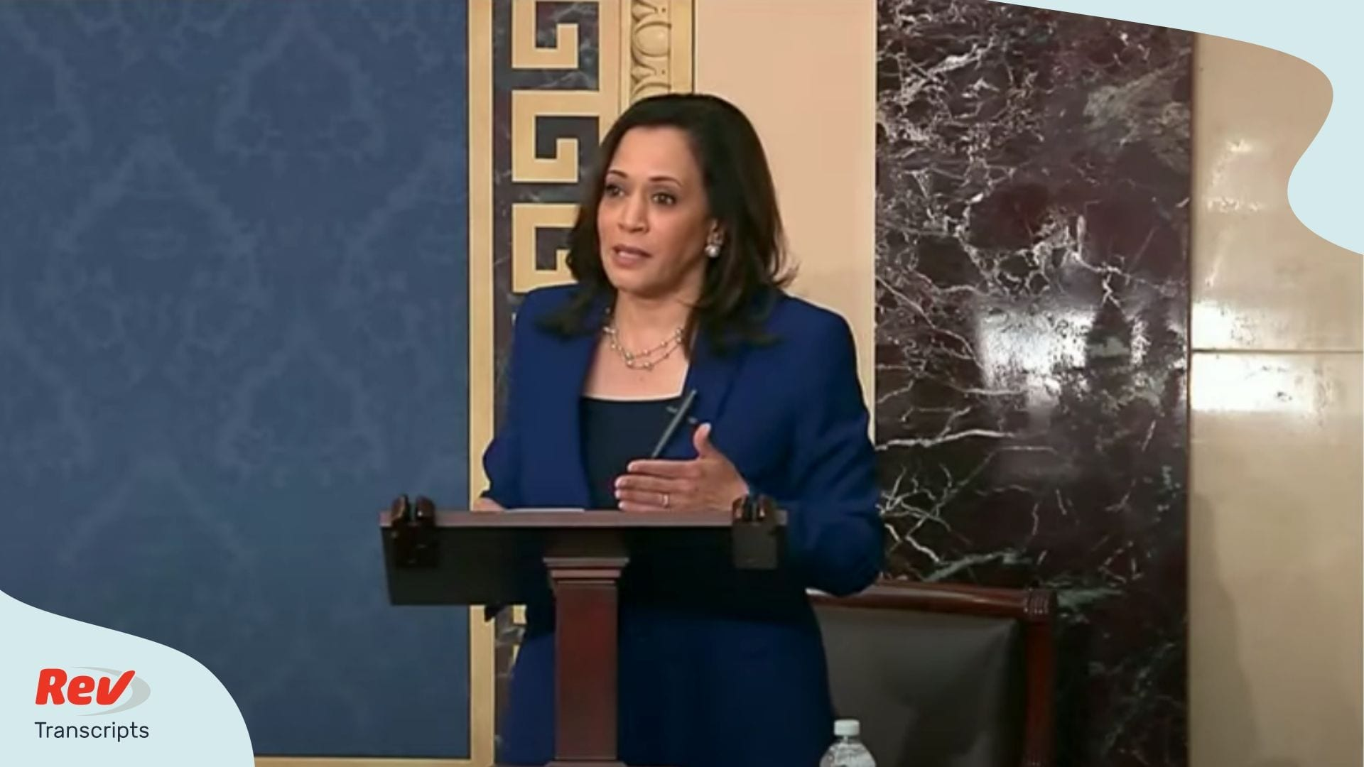 Kamala Harris & John Cornyn Debate on Police Reform