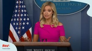 Kayleigh McEnany Press Conference June 22