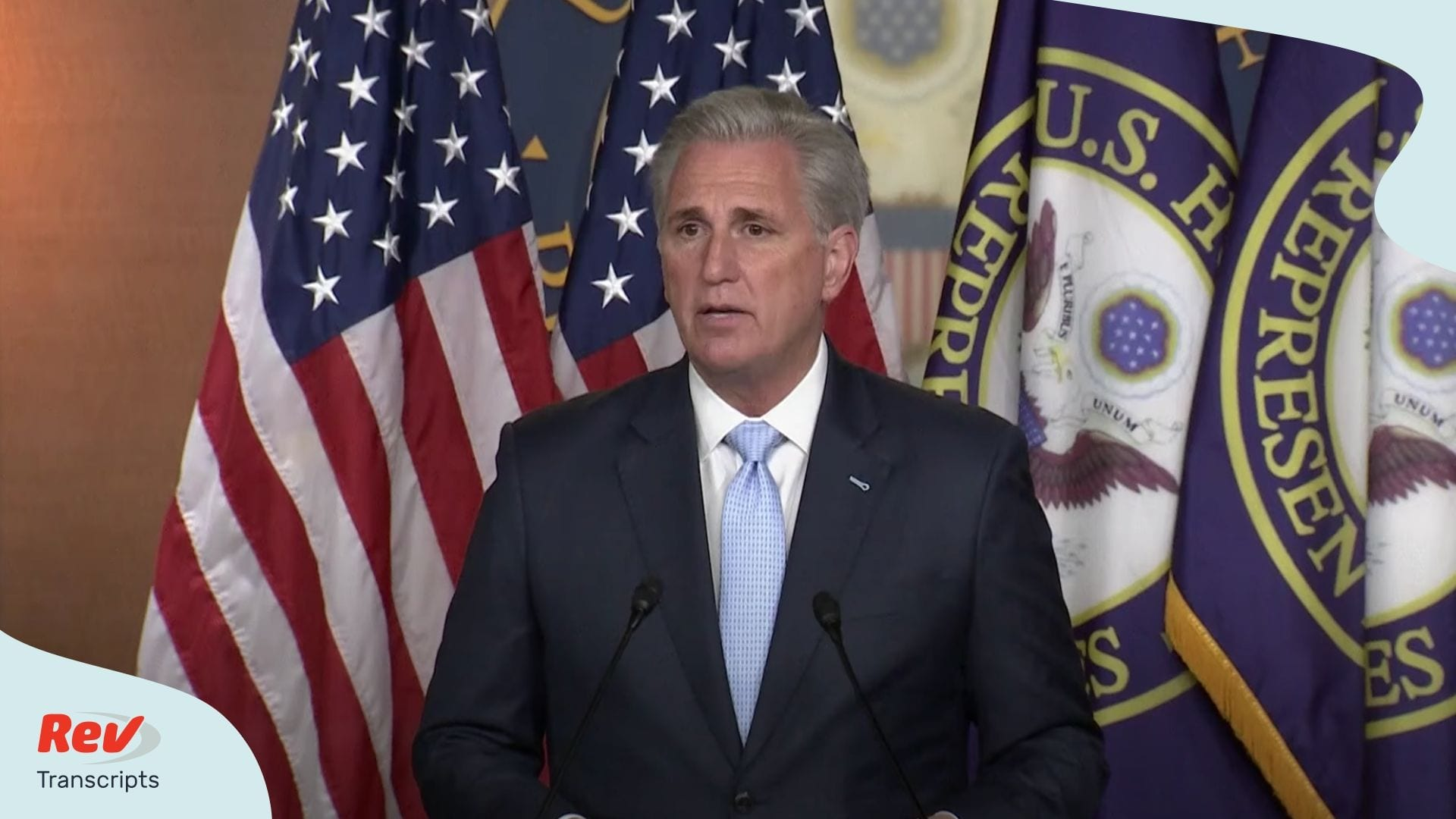 Kevin McCarthy Press Conference June 25