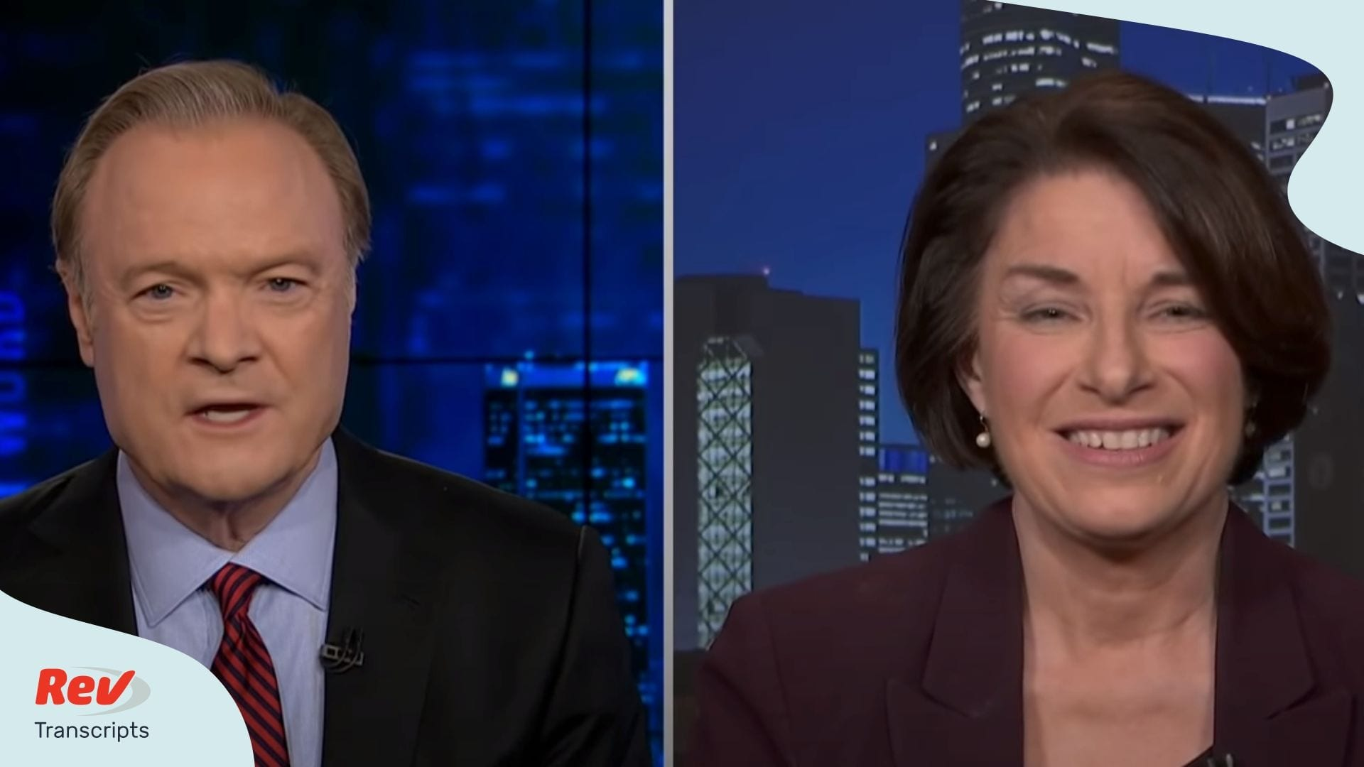 Klobuchar Says Joe Biden Should Pick a Woman of Color for VP