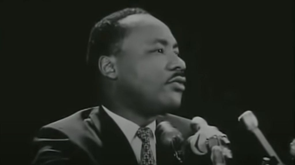 Martin Luther King The Other America Speech