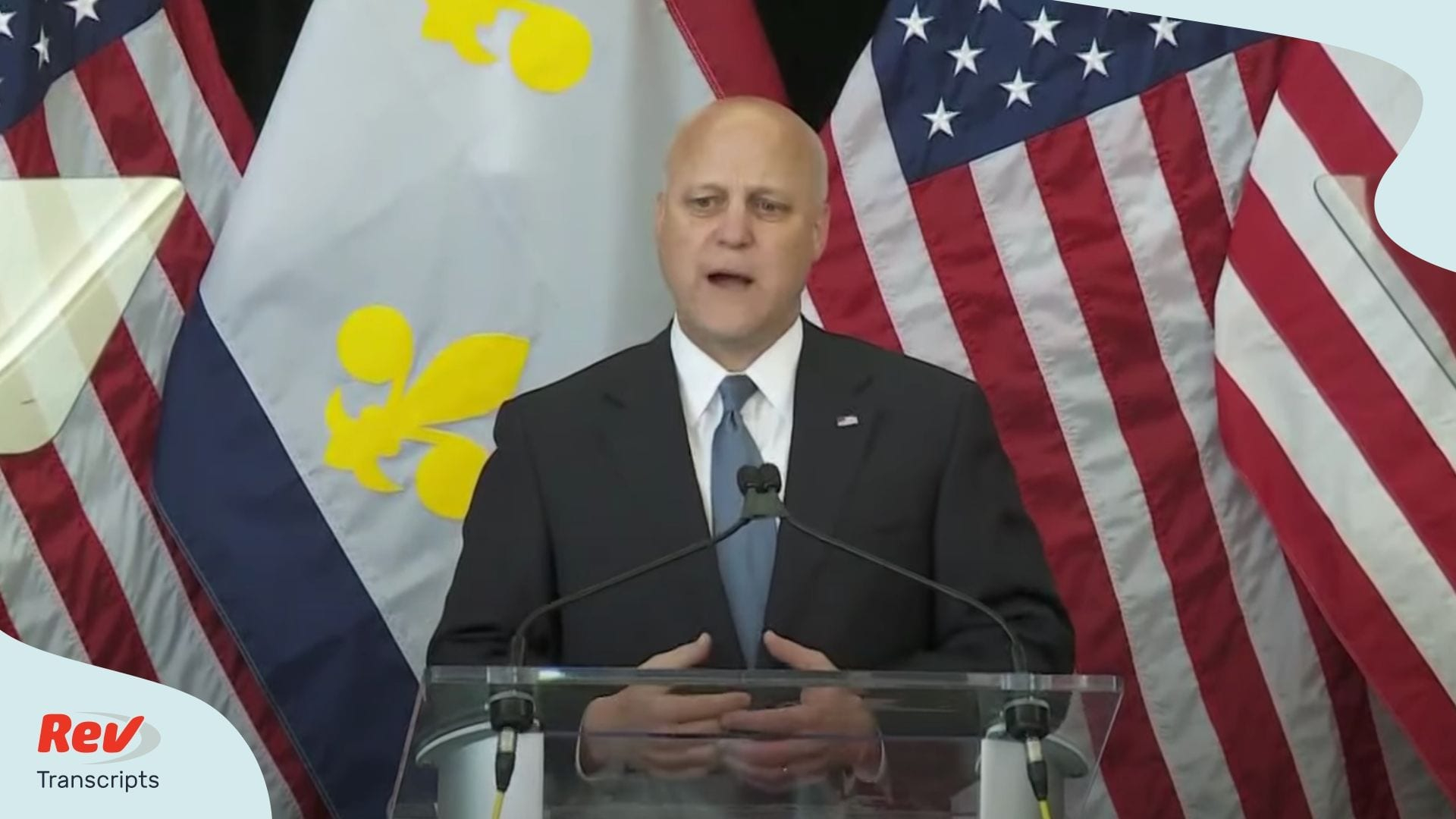 Mayor Mitch Landrieu's speech transcript removal of Confederate monuments