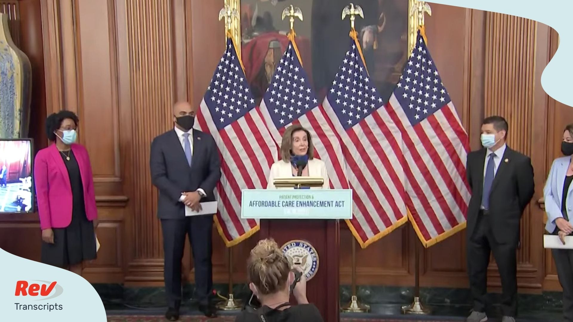 Nancy Pelosi House Democrats Press Conference June 24