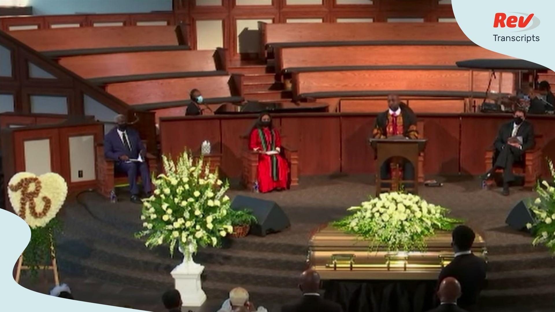 Rayshard Brooks Funeral & Eulogy Transcripts