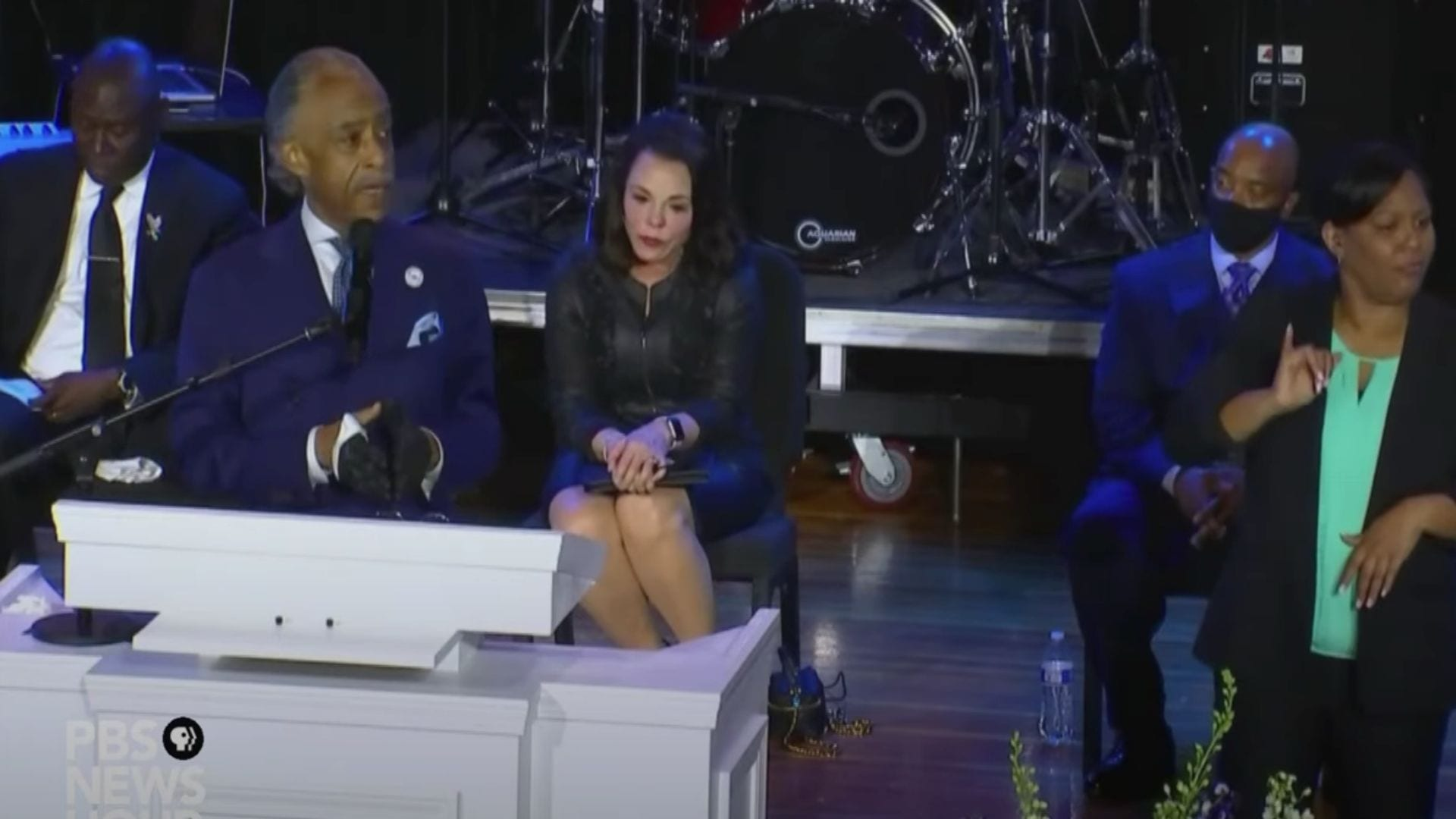 Reverend Al Sharpton Eulogy Transcript at George Floyd Memorial Funeral