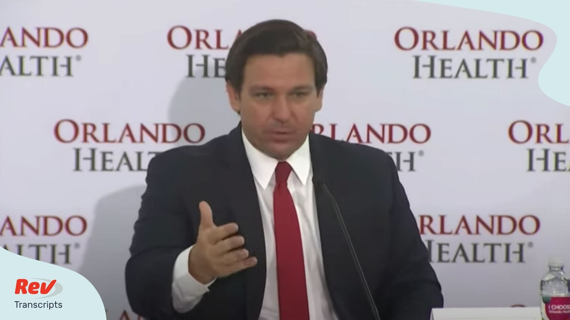 Ron DeSantis Coronavirus Press Conference June 23