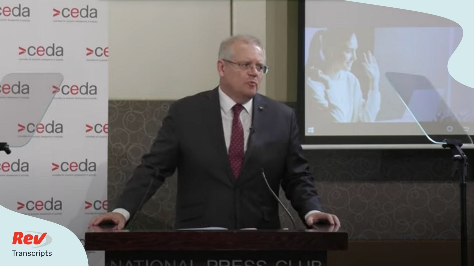 Scott Morrison Press Conference June 15