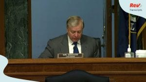 Senate Judiciary hearing on incarceration and practices during COVID-19 pandemic