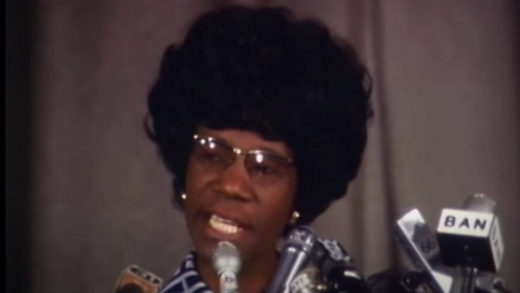 Shirley Chisolm Equal Rights Amendment Speech
