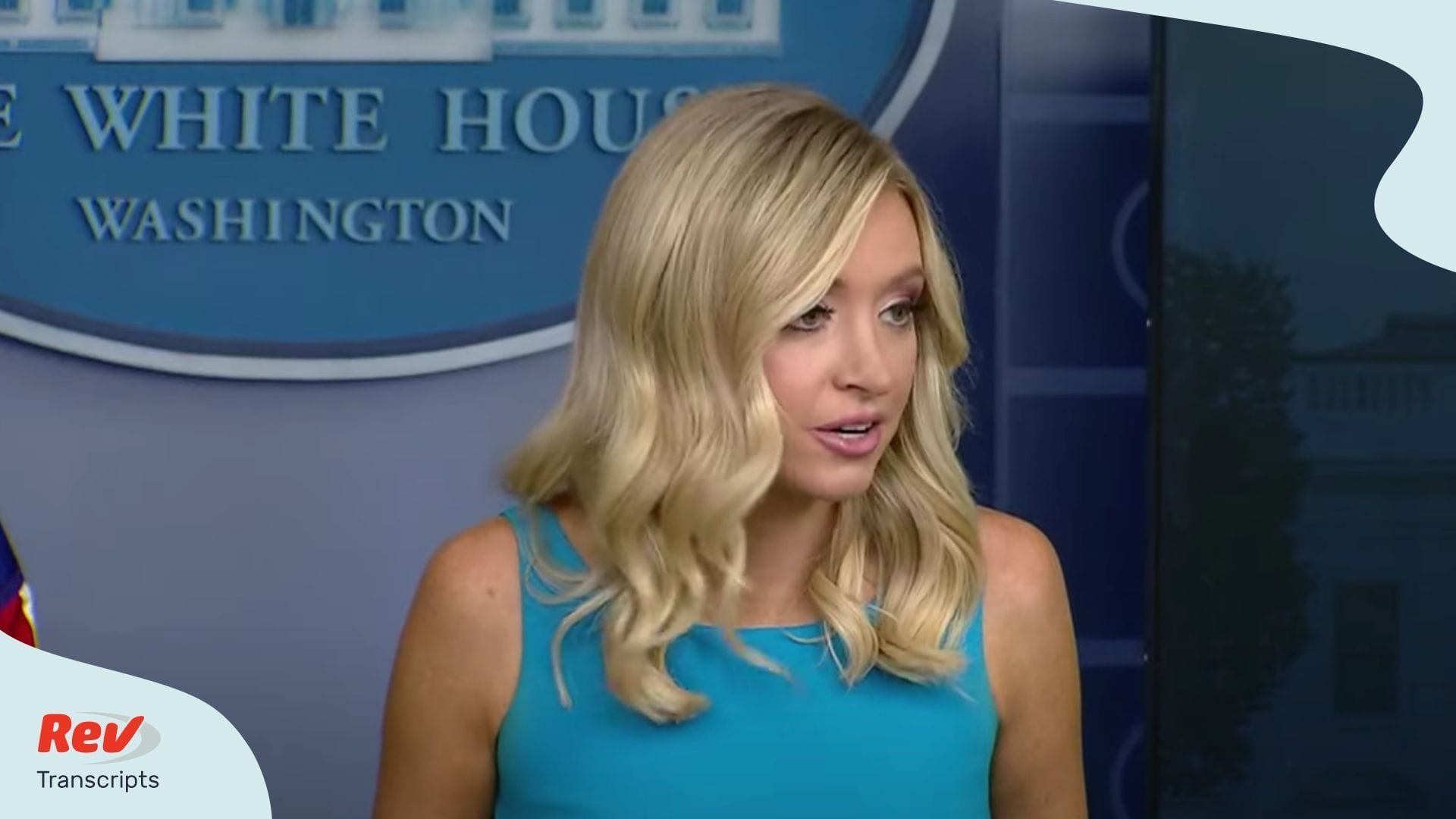 White House Press Secretary Kayleigh McEnany Briefing June 3