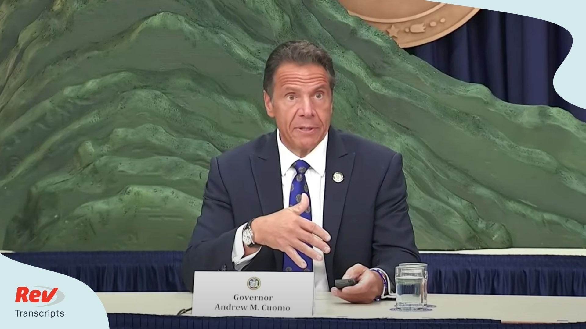 Andrew Cuomo Press Conference July 6