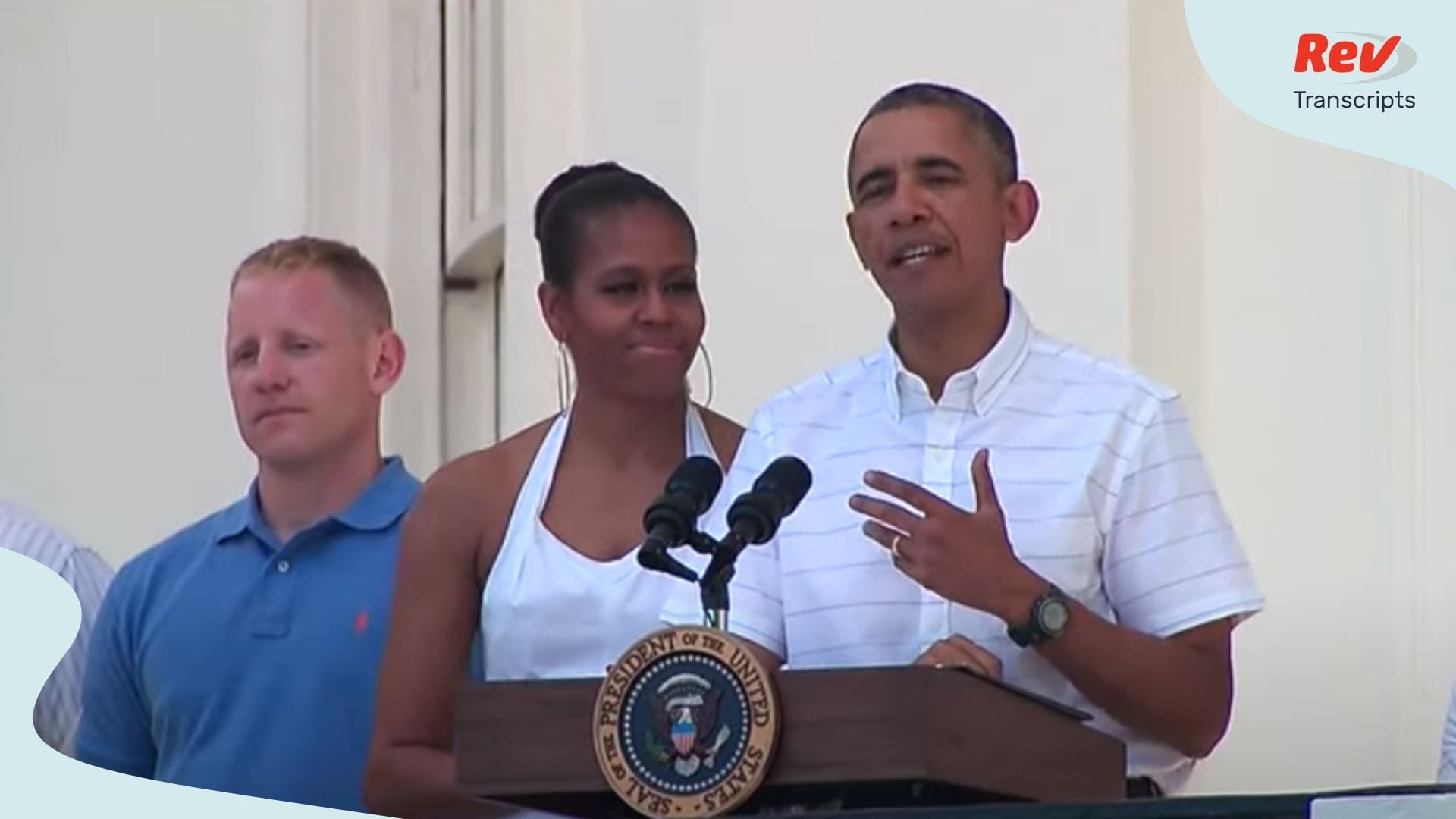 Barack Obama 4th of July Speech
