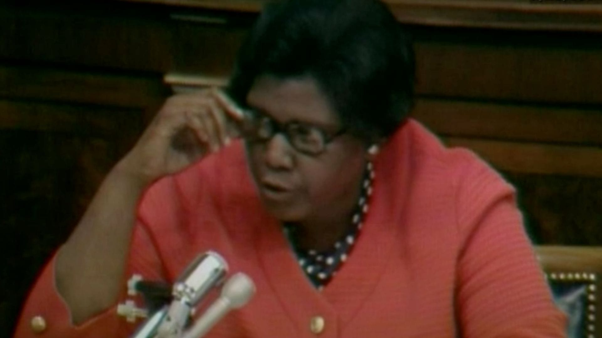 Barbara Jordan Nixon Impeachment Speech Transcript