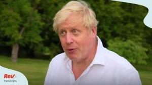 Boris Johnson Launches Obesity Strategy Transcript July 27