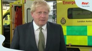 Boris Johnson Suggests He will Toughen Mask Policy