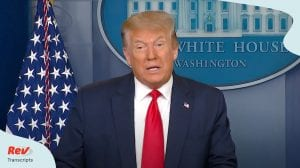 Donald Trump White House Press Conference July 2