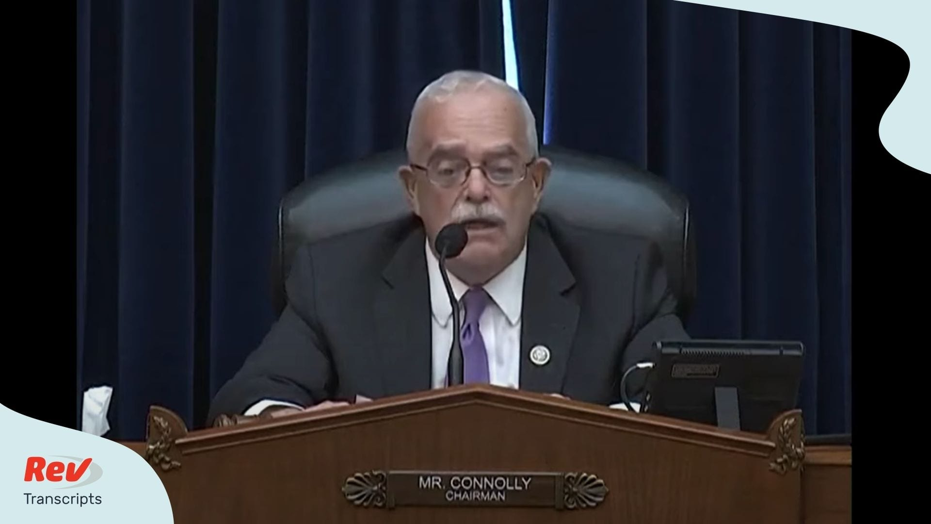 House Hearing Transcript on IT challenges