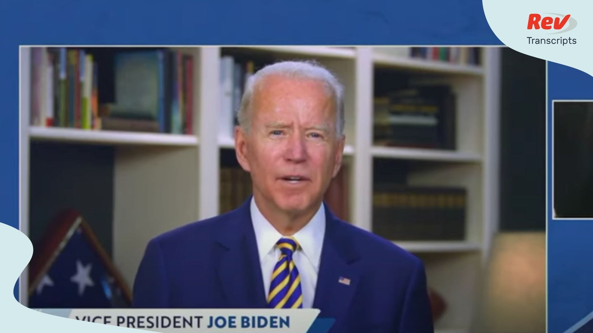 Joe Biden Video Speech Transcript July 2 on Job Numbers