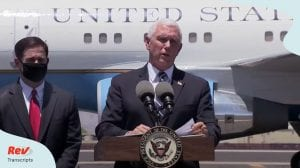 Mike Pence Doug Ducey Dr. Birx Press Conference July 1