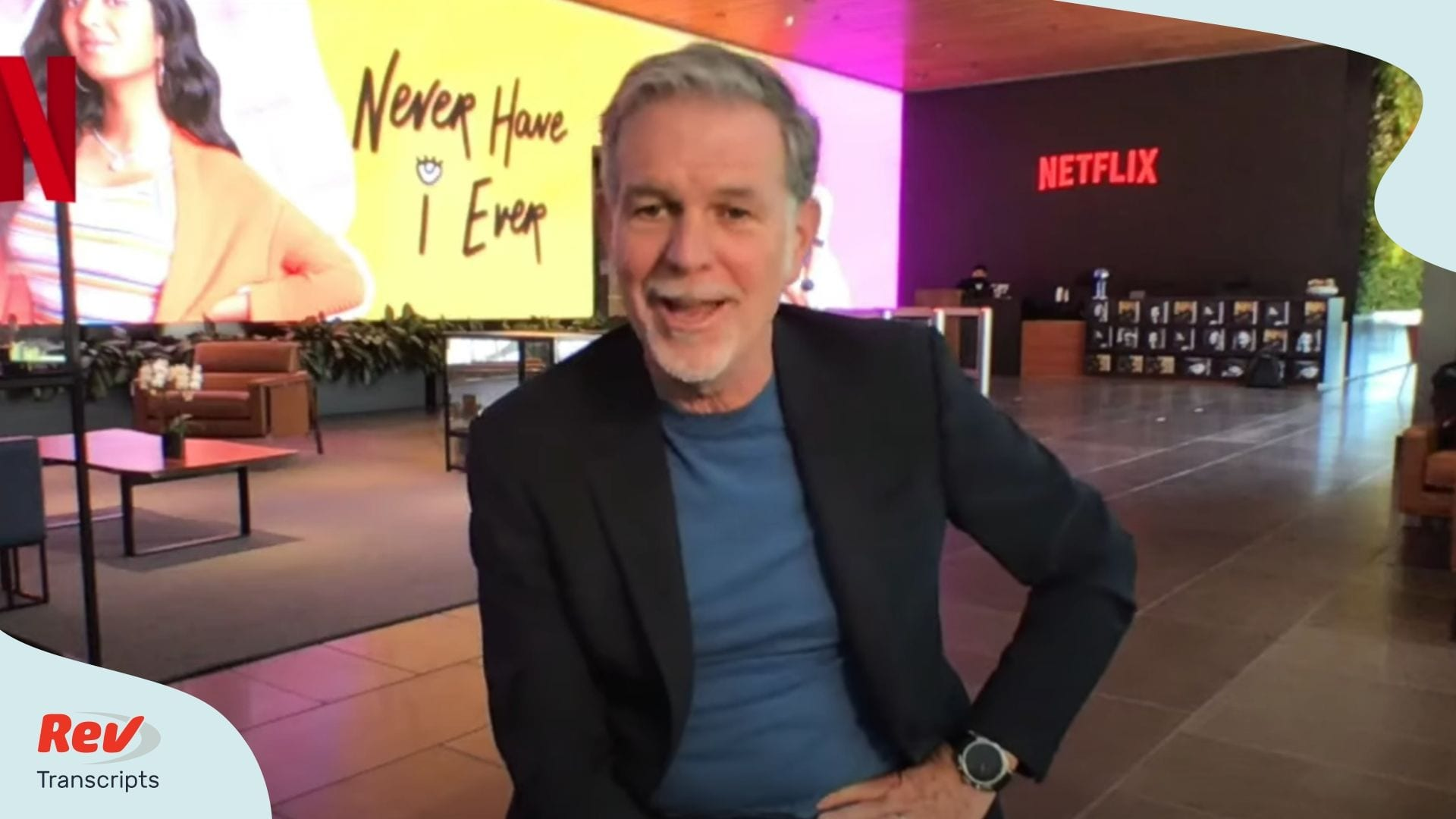 Netflix Earnings Call & Interview Q2 2020