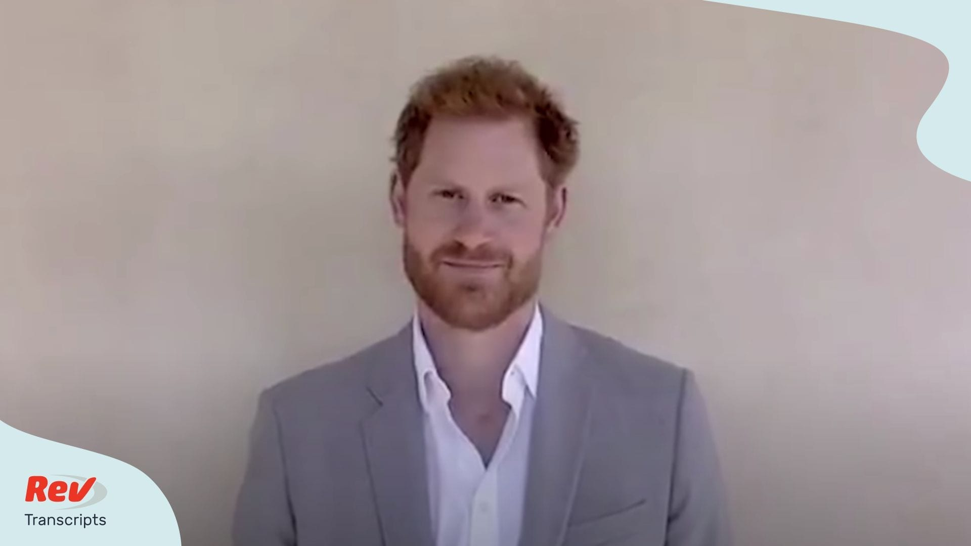 Prince Harry Speech on Institutional Racism