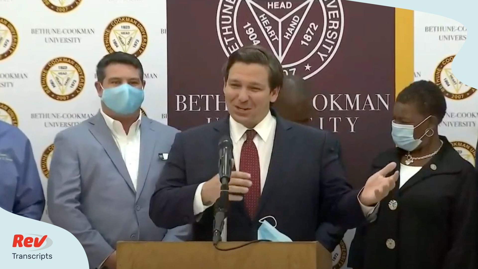 Ron DeSantis Press Conference July 1