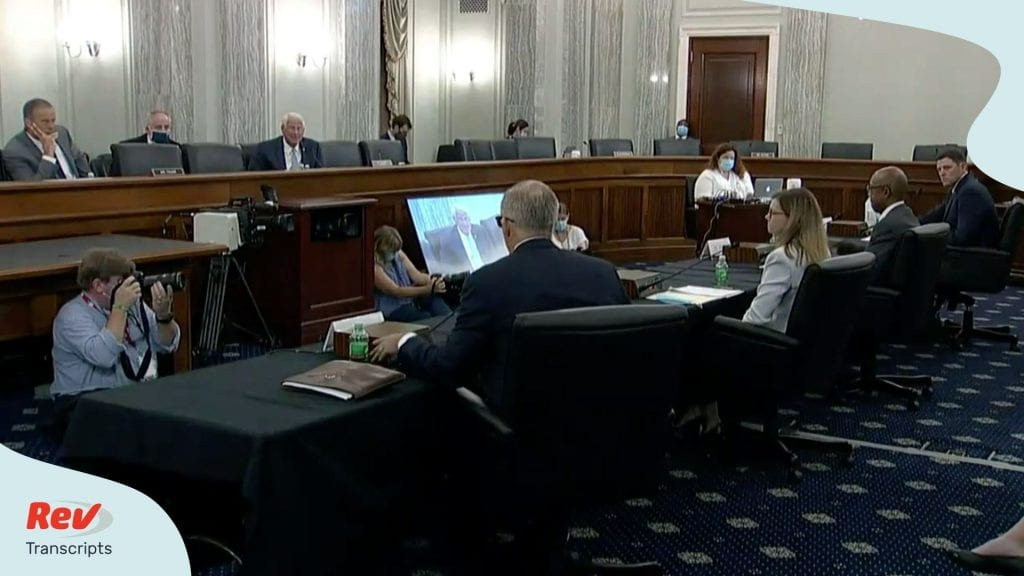 Senate Hearing on College Athlete Compensation
