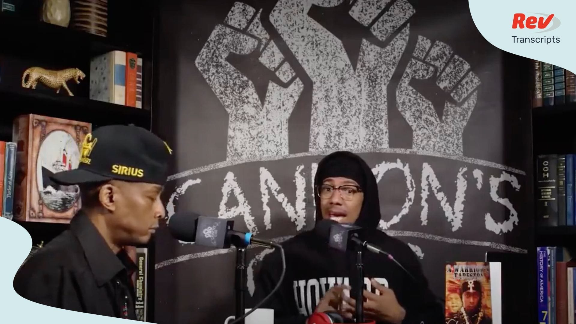 Transcript of Comments that Got Nick Cannon Fired