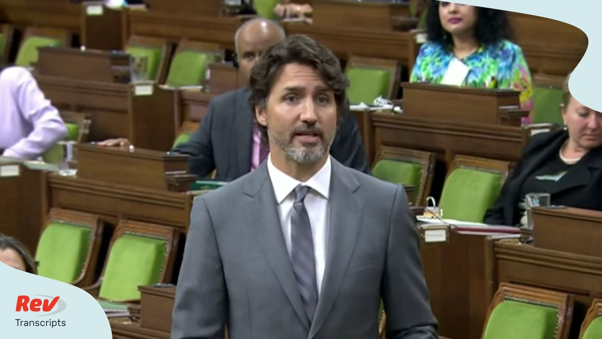 Trudeau faces questions over WE Charity controversy in Parliament