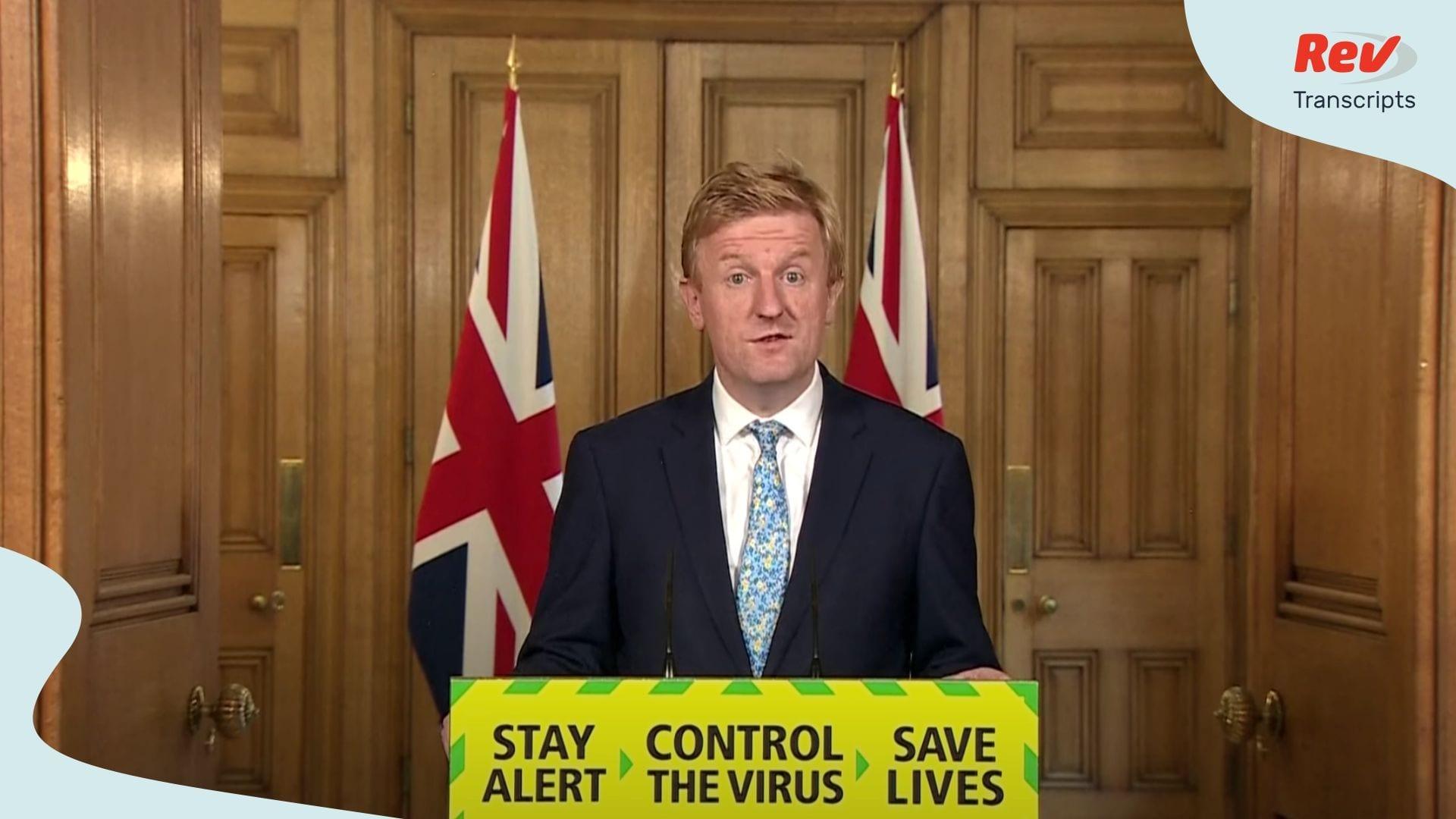 UK Coronavirus Briefing July 9